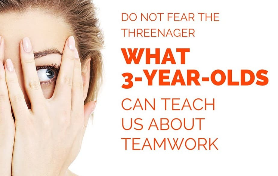 What 3-Year-Olds Can Teach You About Teamwork LiesAboutParenting.com