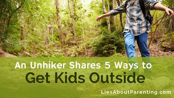 Get Kids Outside | Jason Sperling | Parenting