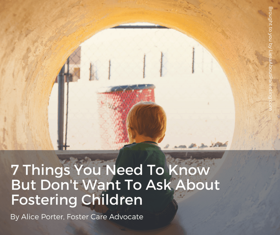 7 Things About Fostering Children