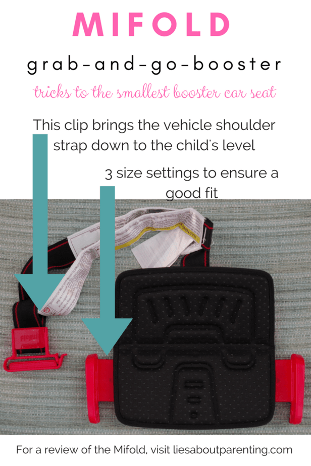 Solution Find The Smallest Booster Car Seat